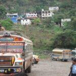 road trip Guatemala