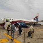 Vol Arik de Dakar à Abidjan - un Boeing 737 pour nous 5!